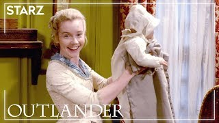 Outlander | Lauren Lyle Wilmington Home Tour | STARZ