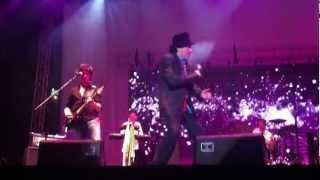 Rachid Taha - Rock the Casbah live at Dubai Chillout Festival