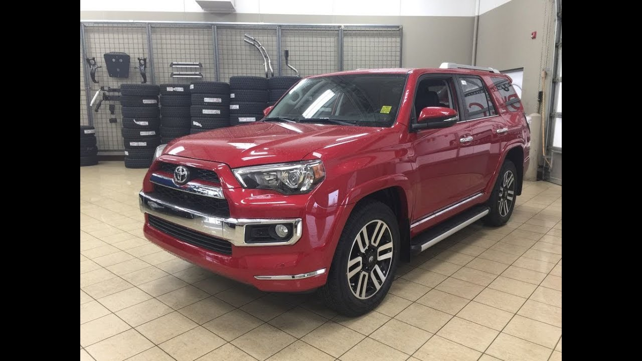 2018 toyota 4runner limited review youtube. Black Bedroom Furniture Sets. Home Design Ideas