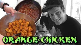Orange Chicken - mega-lecker & mega-simpel selber kochen