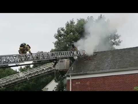 2 ALARM FIRE | ON SCENE | Alexandria City Fire Department