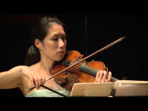 Trio con Brio Copenhagen - Schubert Piano Trio live @ The Royal Library in Copenhagen (full version)