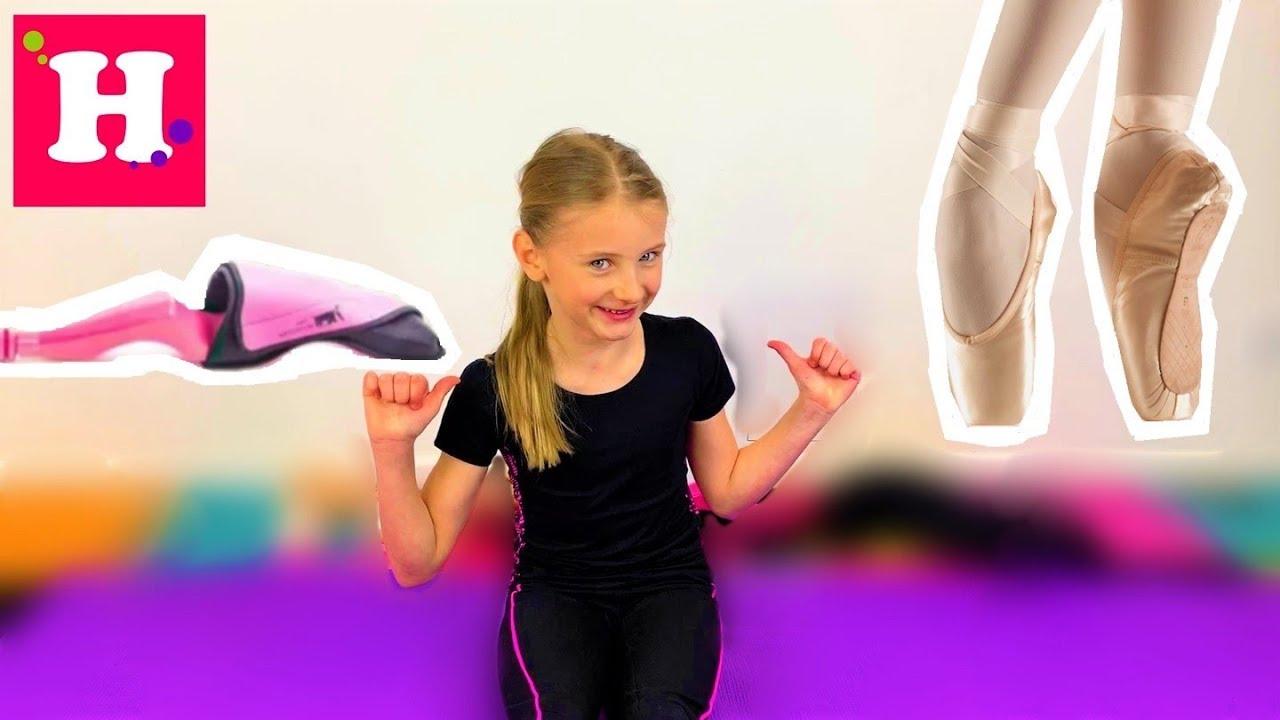 Красивые СТОПЫ / БАЛЕТ VS ТРЕНАЖЕР ДЛЯ СТОП / Упражнения для стоп