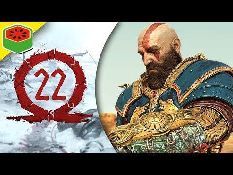 PART 22 - ALL NEW SECRETS | God of War Let's Play