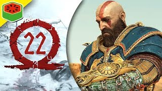 PART 22 - ALL NEW SECRETS | God of War Let's Play