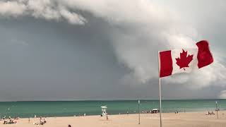Grand Bend Storm - July 20th 2019