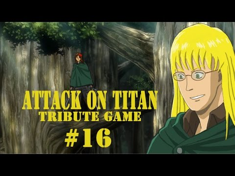 Attack on Titan Tribute Game! Episode 16: PVP WITH GUNS ...