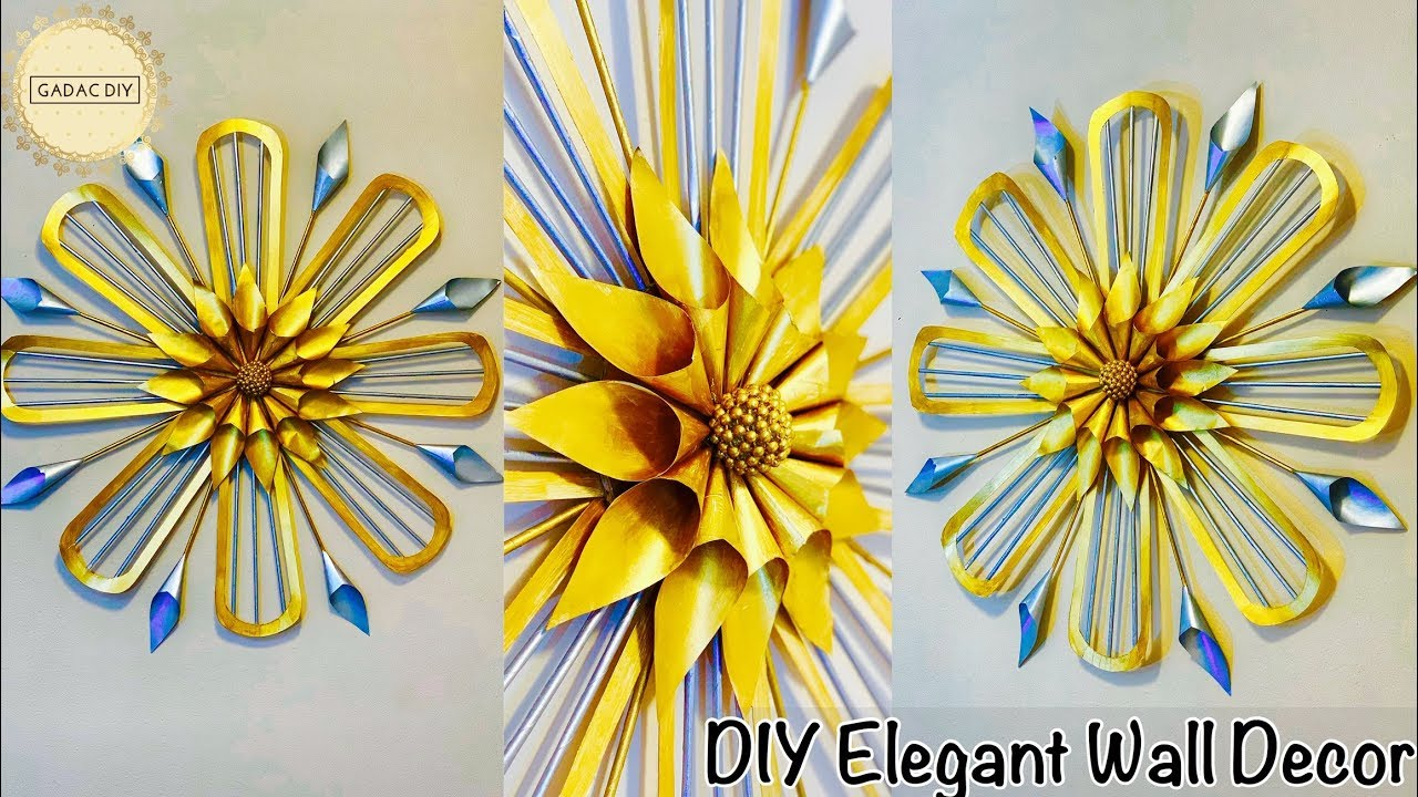 Unique Wall Hanging Craft Ideas Wall Decoration Ideas Gadac Diy