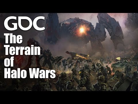The Terrain of Halo Wars