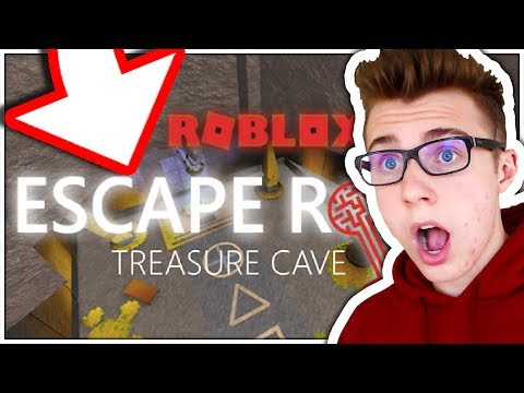 ROBLOX ESCAPE THE ROOM! (Treasure Cave)