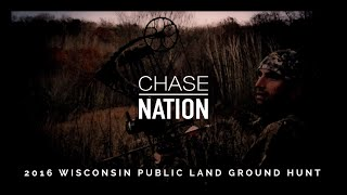 Bow Hunting Deer: Public Land Ground Hunt - Wisconsin