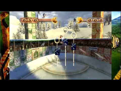 Harry Potter Quidditch World Cup XBOX part 1
