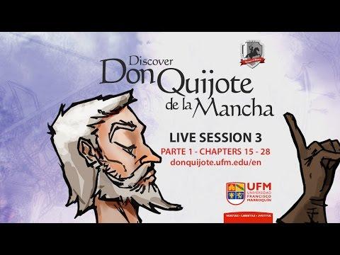 Live session 3   Module Tirante el Blanco   Discover Don Quijote de la Mancha