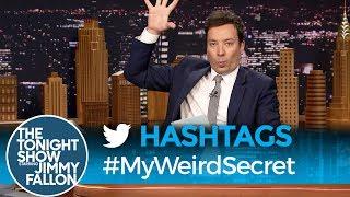 Hashtags: #MyWeirdSecret thumbnail