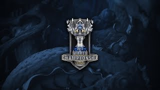 2017 World Championship: Group Stage Day 7