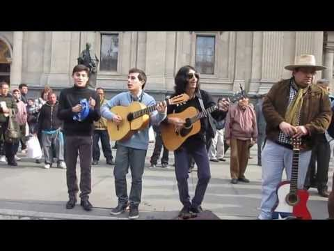 Planeta Menta - I Want To Hold Your Hand (Beatles cover)