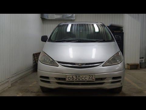 Toyota estima 2002 гибрид отзывы