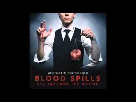 Aesthetic Perfection - blood spills not far from the wound - 2015