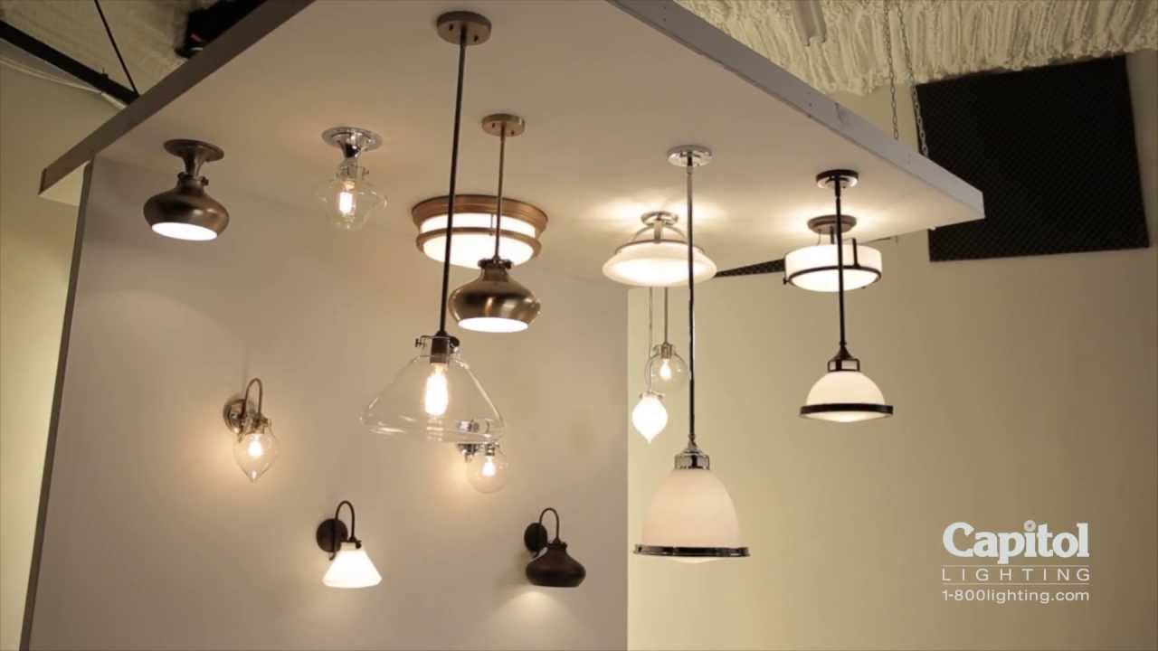 & The Congress Collection from Hinkley Lighting - YouTube azcodes.com