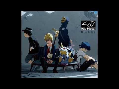 "Digimon Adventure tri Ending 3 (Sub español) - ""Boku ni totte"" - Knife of day"