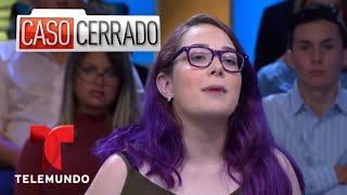 Capítulo: La Hija Del Estafador😎😇💃| Caso Cerrado | Telemundo
