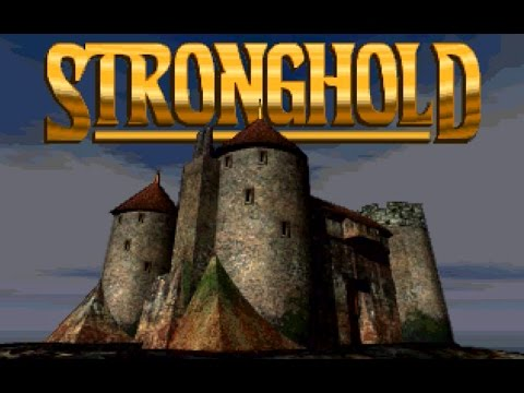 Revisiting Stronghold (D&D Kingdom Builder) by SSI (Strategic Simulations, Inc)