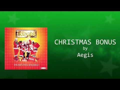 Aegis - Christmas Bonus (Lyrics Video)