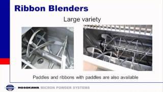 Low Shear Batch Mixing Technology