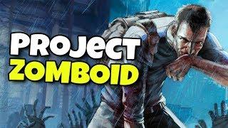 Sobrevivência Hardcore Zombies! | Project Zomboid | Gameplay em Português PT-BR thumbnail