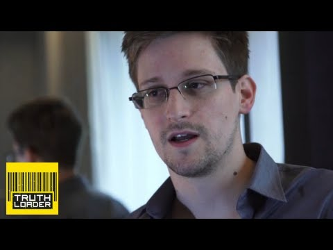 Massive NSA spying program revealed by whistleblower Edward Snowden - Truthloader