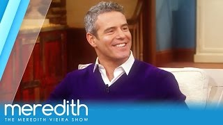 Andy Cohen on Thursday! | The Meredith Vieira Show