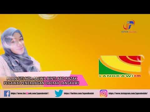 Rakaman Perbualan Radio Langkawifm Bersama Puan Siti Nor Salwa / Isu - Isu Semasa