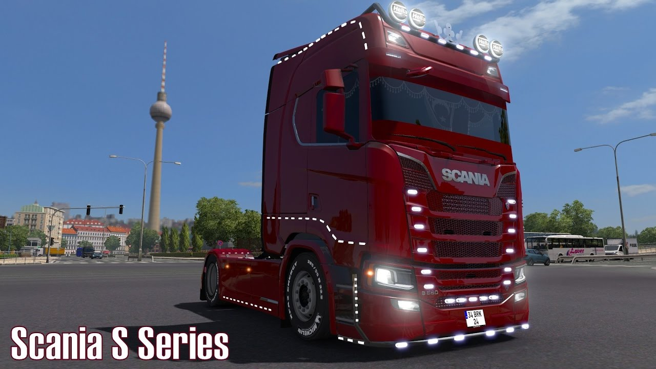 ets2 scania s series turkish job mod vorstellung. Black Bedroom Furniture Sets. Home Design Ideas