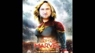 Капитан Марвел анти-трейлер(captain marvel trailer)