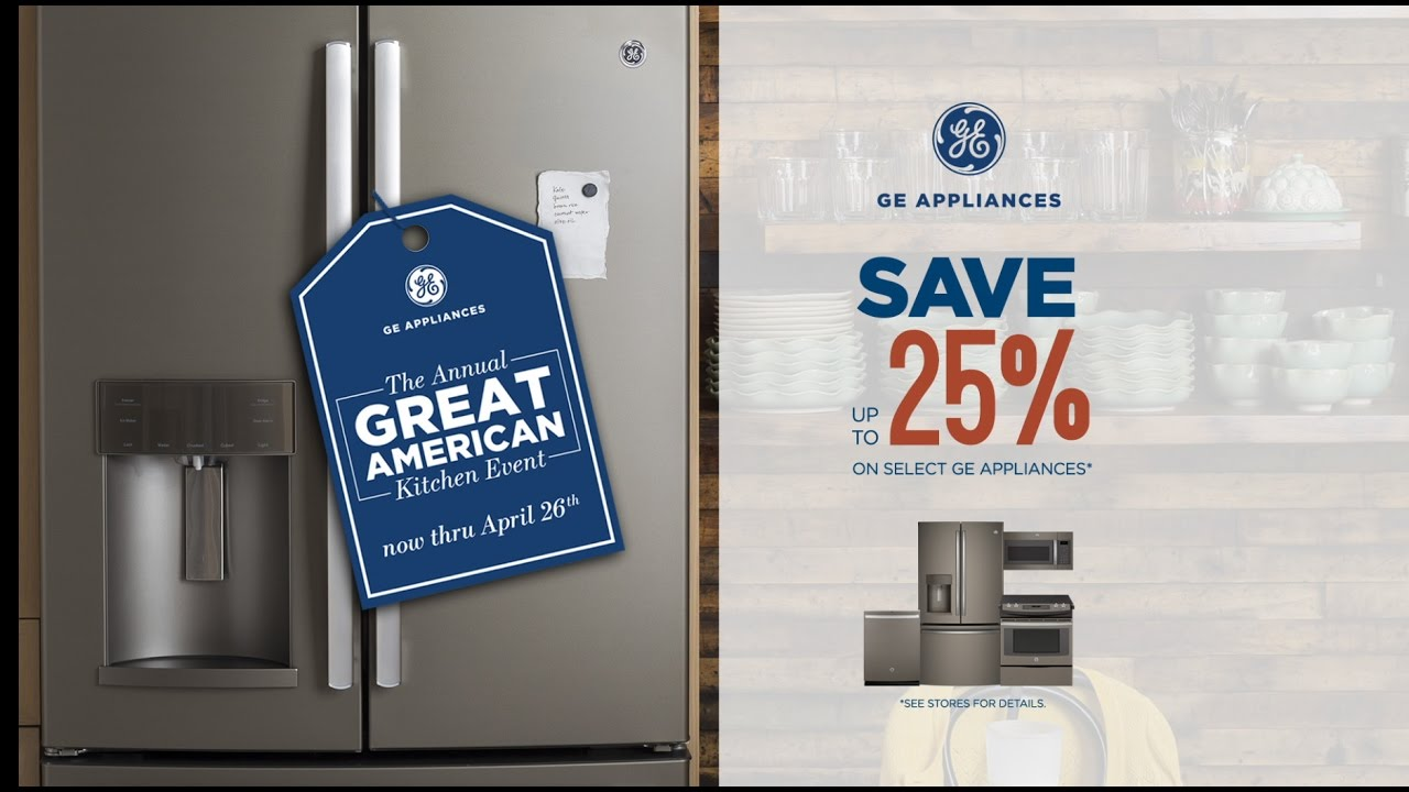 Ge Monogram Kitchen Appliances Save Up To 25 On Select Ge Appliances Ge Appliances Ge