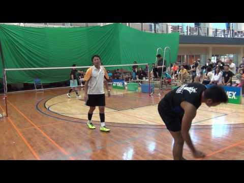 2016 Puccini Texas Championship - Open Men's Doubles Final