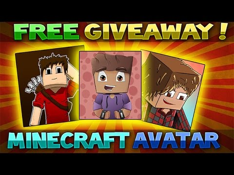 free giveaway minecraft yt avatar team crafted style closed