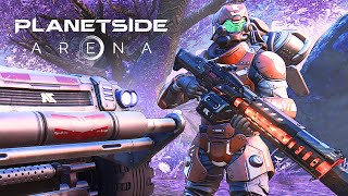 PlanetSide Arena - Official Launch Gameplay Trailer