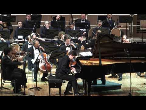 31.03.2017 II-nd Vladimir Krainev Moscow International Piano Competition Timofey Vladimirov Final