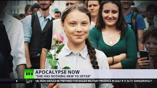 Apocalypse Now: Young environmentalist snubbed by French MP's as 'prophetess' or doom