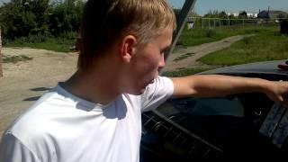 Как вскрыть автомобиль без ключей? (mazda 3)(, 2013-03-23T20:42:50.000Z)