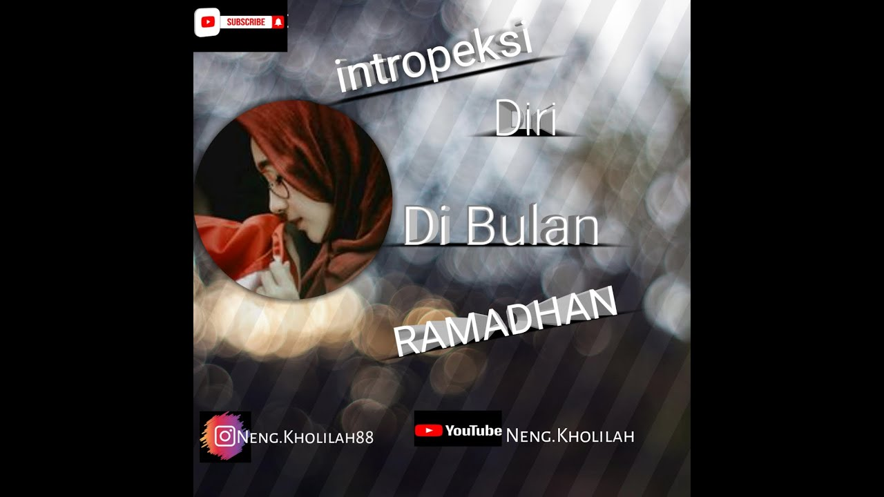 Download INTROPEKSI DIRI DI BULAN RAMADHAN