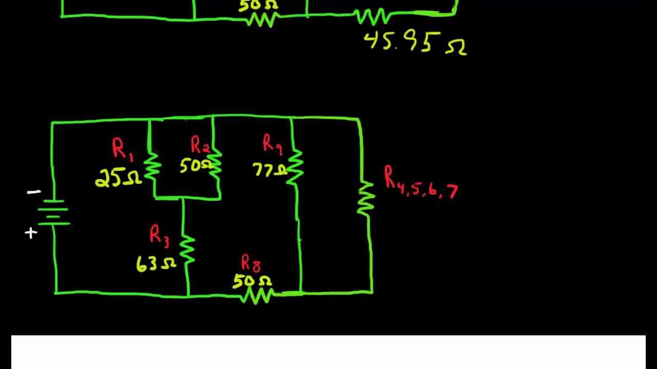 grade 9 circuit diagram [ 1280 x 720 Pixel ]