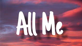 All Me -Kehlani (Lyrics)