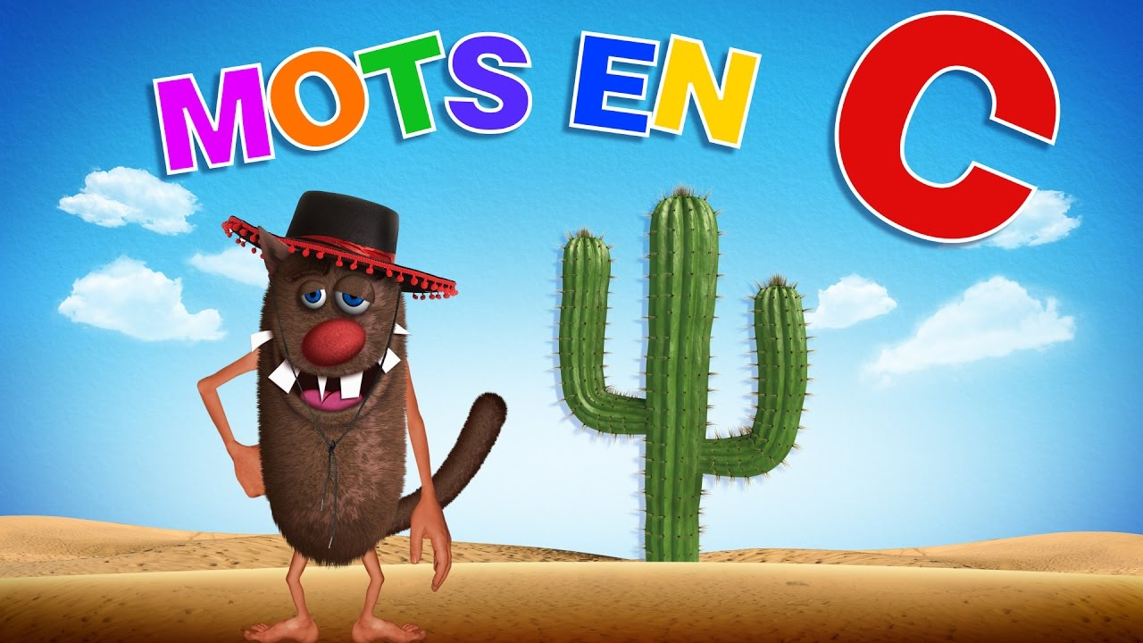 Foufou mots commen ant par c pour les enfants learn words starting with c for kids 4k youtube - Mot commencant par phy ...