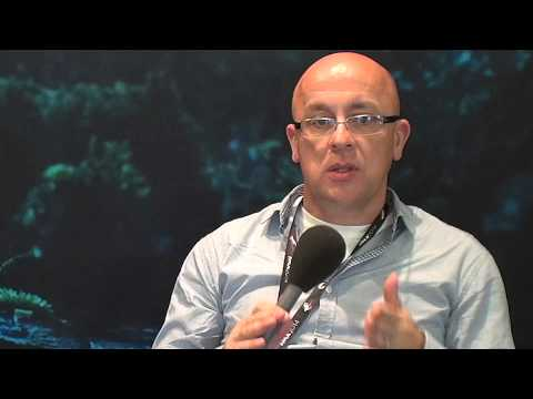 Gravity and Beyond - Laser Hotline @ FMX 2014 (English)