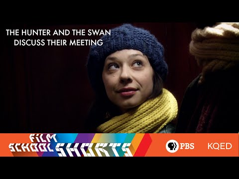 The Hunter and the Swan Discuss Their Meeting | Film School Shorts