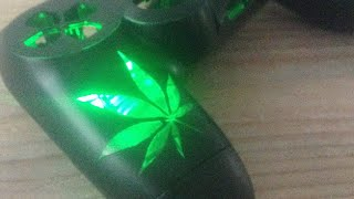 Ps4 led mod weed theme custom playstation 4 tutorial