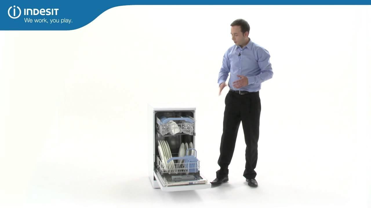 инструкция к посудомоечной машине indesit idl 57