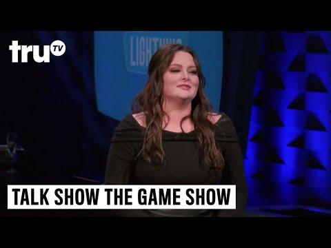 Talk  the Game   Lightning Round: Wanda Sykes vs. Lauren Ash  truTV